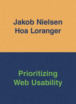 Prioritizing Web Usability