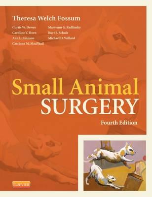 Small Animal Surgery, 4e