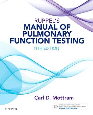 Ruppel's Manual of Pulmonary Function Testing 11e