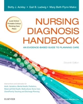 Nursing Diagnosis Handbook - E-Book