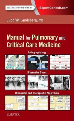 Manual for Pulmonary and Critical Care Medicine