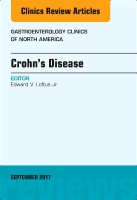 Crohn's Disease, An Issue of Gastroenterology Clinics of North America
