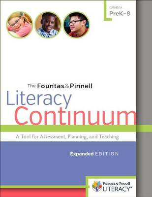 Fountas & Pinnell Literacy Continuum, Expanded Edition