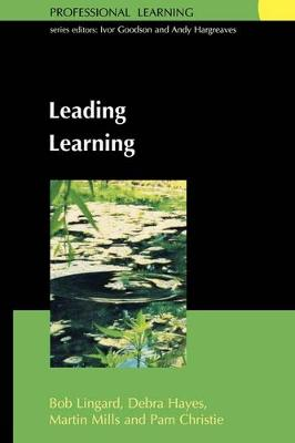 Leading Learning: Making Hope Practical in Schools