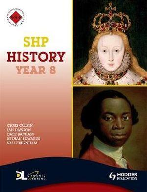 SHP History Year 8 Student Book