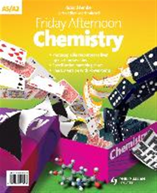 Friday Afternoon Chemistry AS/A2 Resource Pack with CD