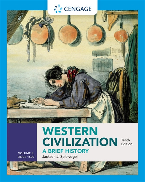 Western Civilization : A Brief History, Volume II since 1500