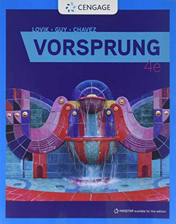 Vorsprung : A Communicative Introduction to German Language and Culture
