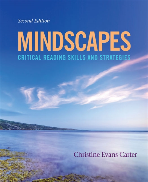 Mindscapes : Critical Reading Skills and Strategies, Loose-leaf Version