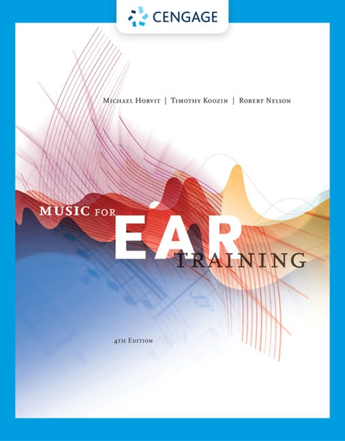 Music for Ear Training (with MindTap Printed Access Card)