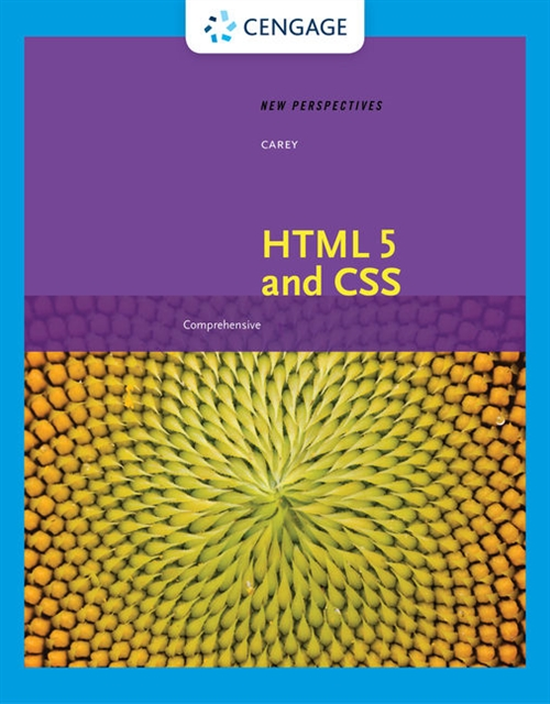 New Perspectives on HTML 5 and CSS: Comprehensive : Comprehensive
