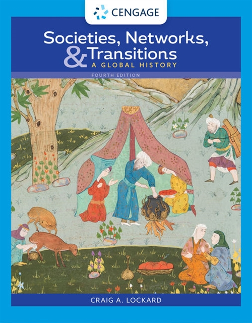 Societies, Networks, and Transitions : A Global History
