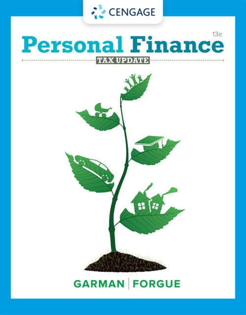 Personal Finance Tax Update