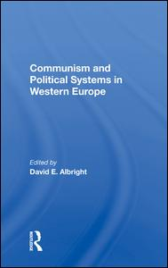 Communism And Political Systems In Western Europe