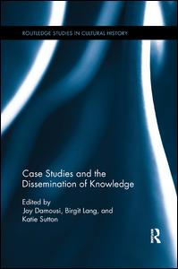 Case Studies and the Dissemination of Knowledge