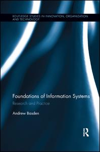 The Foundations of Information Systems