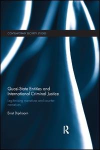 Quasi-state Entities and International Criminal Justice