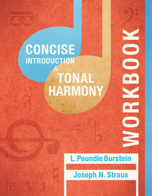Student Workbook: For Concise Introduction to Tonal Harmony