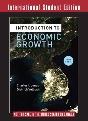 Introduction to Economic Growth 3E International
