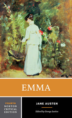 Emma: An Authoritative Text; Contexts; Criticism
