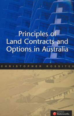 Principles of Land Contracts and Options in Australia