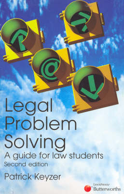 Legal Problem Solving : Guide Law Student