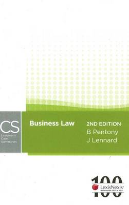 Business Law (Butterworths Questions and Answers)