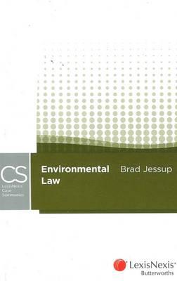 LNCS: Environmental Law