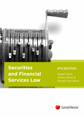 Securities and Financial Services Law 8th Edition