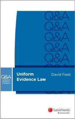 Uniform Evidence Law