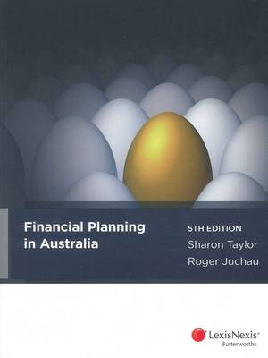 Financial Planning in Australia 5th Edition