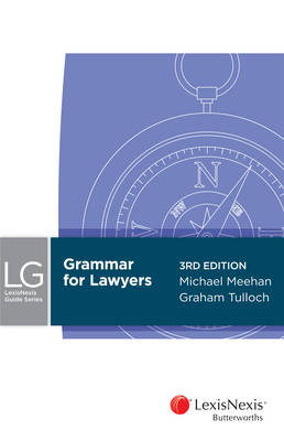 Grammar for Lawyers, 3rd Edition