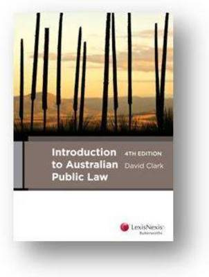 Introduction to Australian Public Law 4E