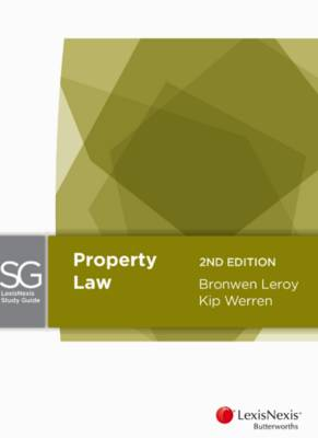 LexisNexis Study Guide: Property Law, 2nd edition