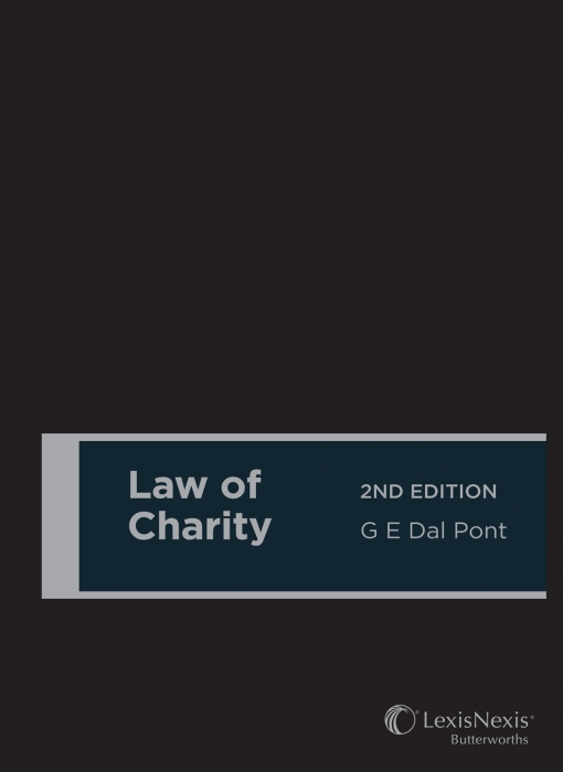 Law of Charity, 2nd edition (Cased)