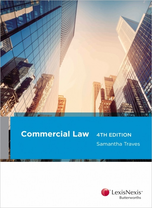 Commercial Law, 4th edition