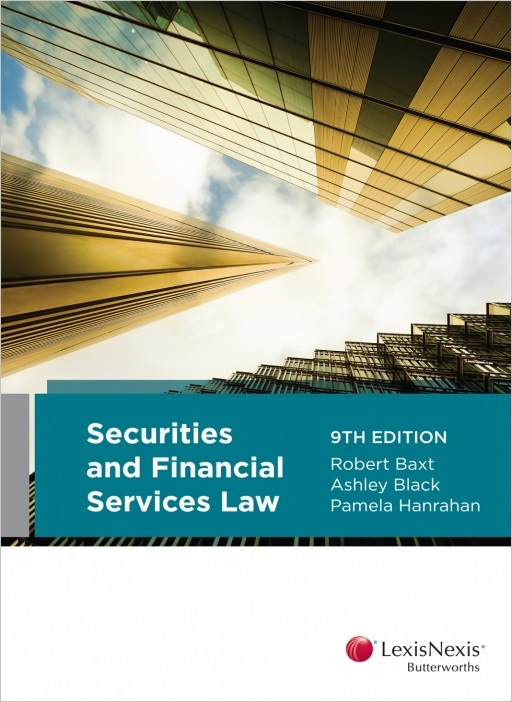 Securities and Financial Services Law, 9th edition