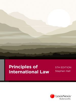 Principles of International Law, 5th edition