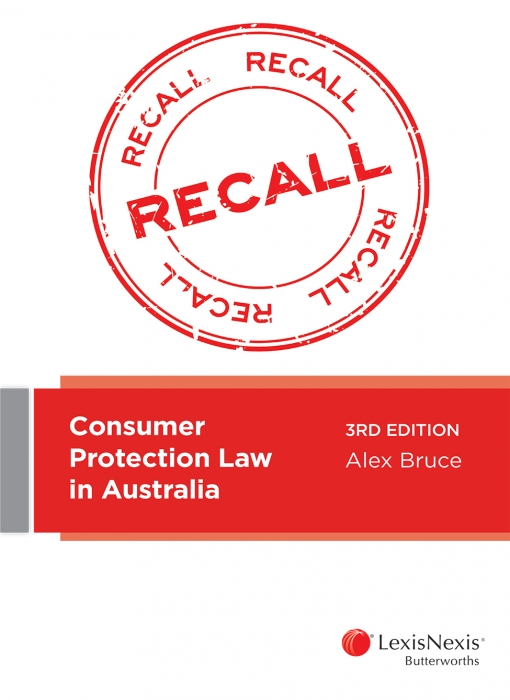 Consumer Protection Law in Australia, 3rd edition