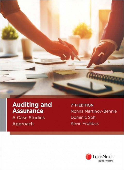 Auditing and Assurance: A Case Studies Approach, 7th edition