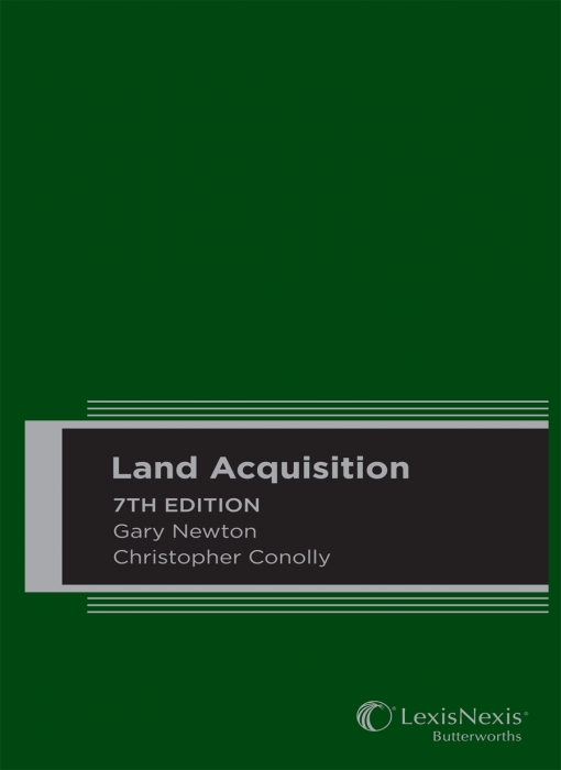 Land Acquisition, 7th edition (Hard Cover)