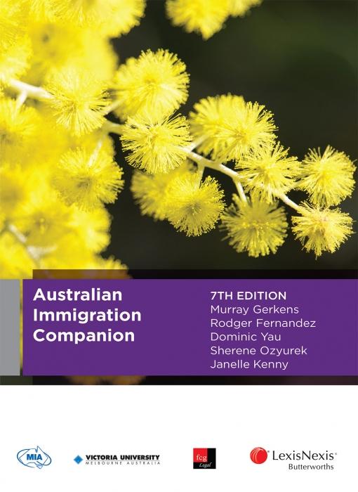 Australian Immigration Companion, 7th edition