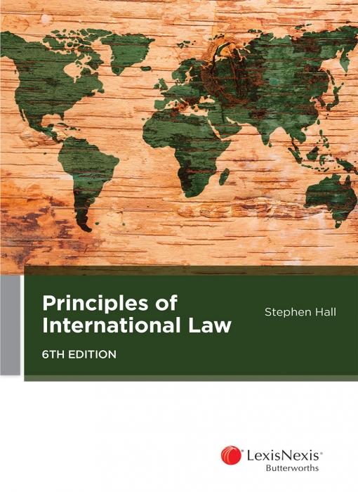 Principles of International Law, 6th edition