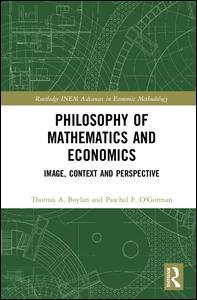Philosophy of Mathematics and Economics