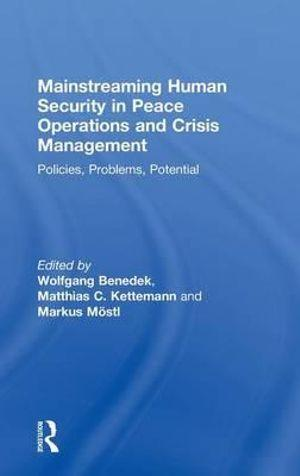 Mainstreaming Human Security in Peace Operations and Crisis Management