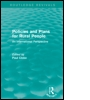 Policies and Plans for Rural People (Routledge Revivals)