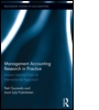 Management Accounting Research in Practice