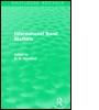 International Bond Markets (Routledge Revivals)