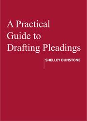 Practical Guide to Drafting Pleadings