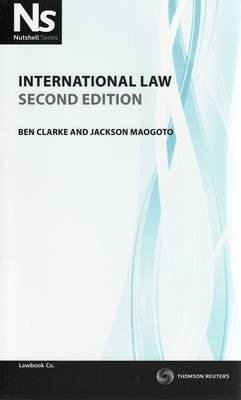 Nutshell: Int'l Law 2nd Ed.